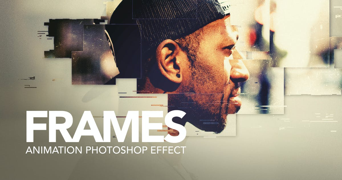 Download Frames Animation Photoshop Action by sreda