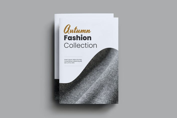 Thumbnail for Autumn Fashion Collection Brochure