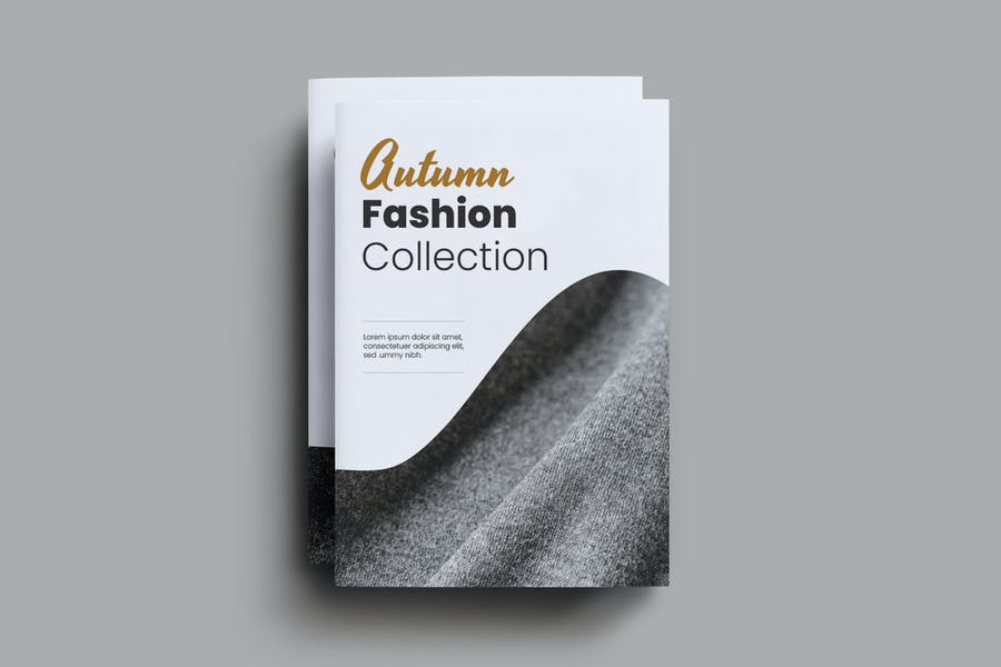 Autumn Fashion Collection Brochure