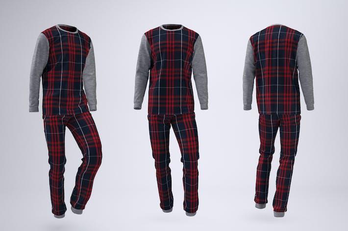 Thumbnail for Pajamas Mock-Up