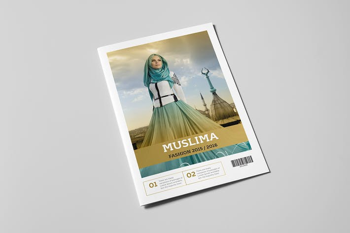 Thumbnail for Muslimah Fashion A4