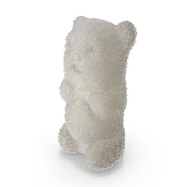 Thumbnail for Sugar Coated Gummy Bear white