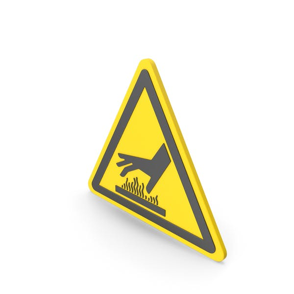 Warning Hazard Symbol