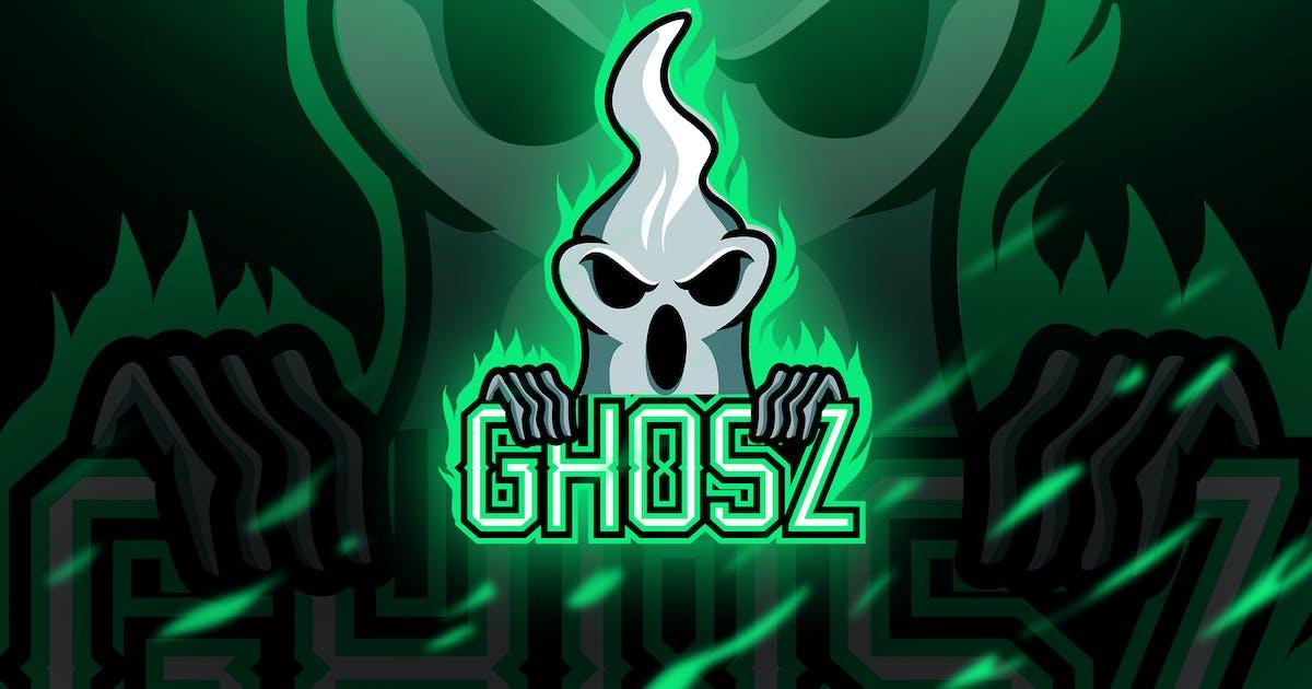 Download ghoz - Mascot & Esport Logo by aqrstudio