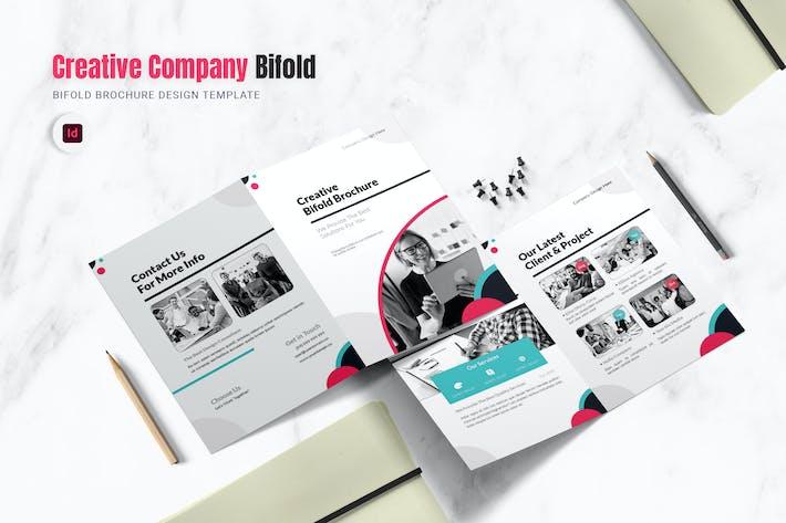 Thumbnail for Creative Company Bifold