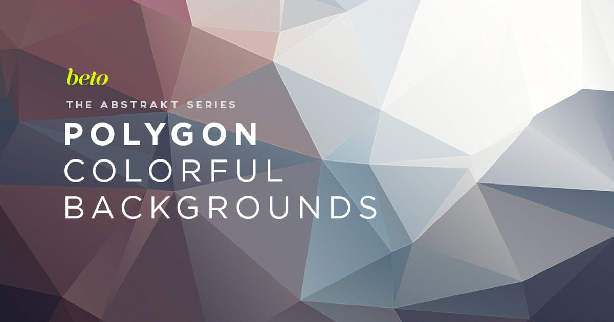 Download Polygon Abstract Backgrounds V5 by betoalanis