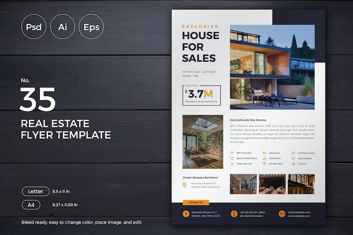 Thumbnail for Slidewerk - Real Estate Flyer 35