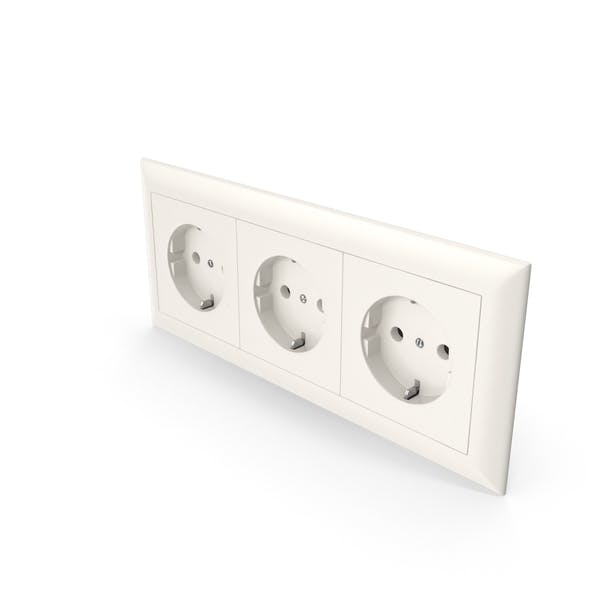 Cover Image for Wall Socket Outlet