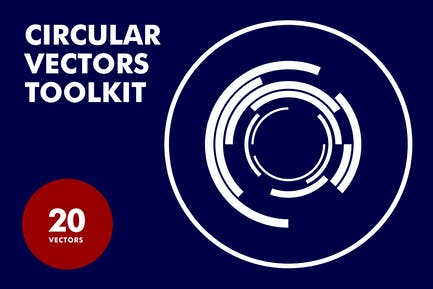 Circular Vectors Toolkit