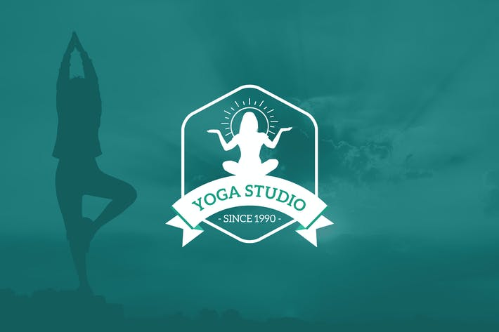 Thumbnail for Yoga Studio Logo