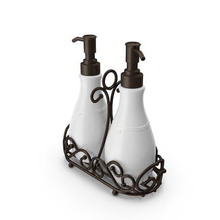 Dispensador de jabón de Mano