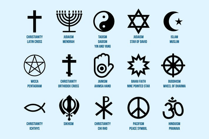 Thumbnail for Religions- Diversitäts-Set
