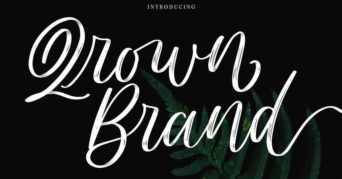 Download Qrown Brand by alit_design