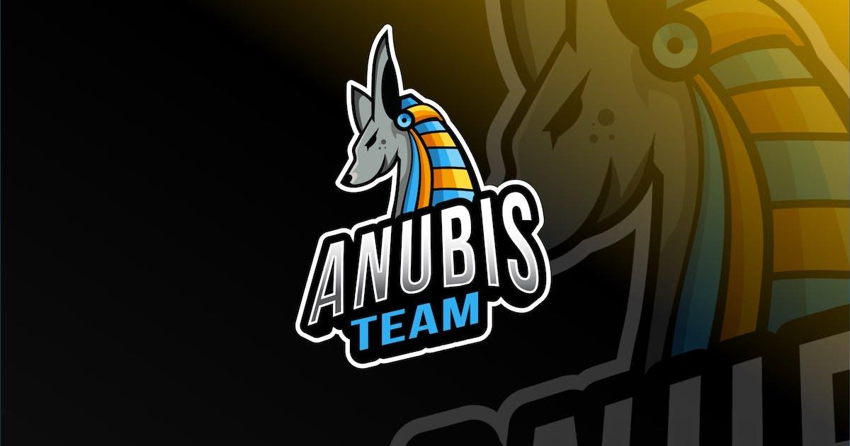 Download Anubis Team Esport Logo Template by IanMikraz