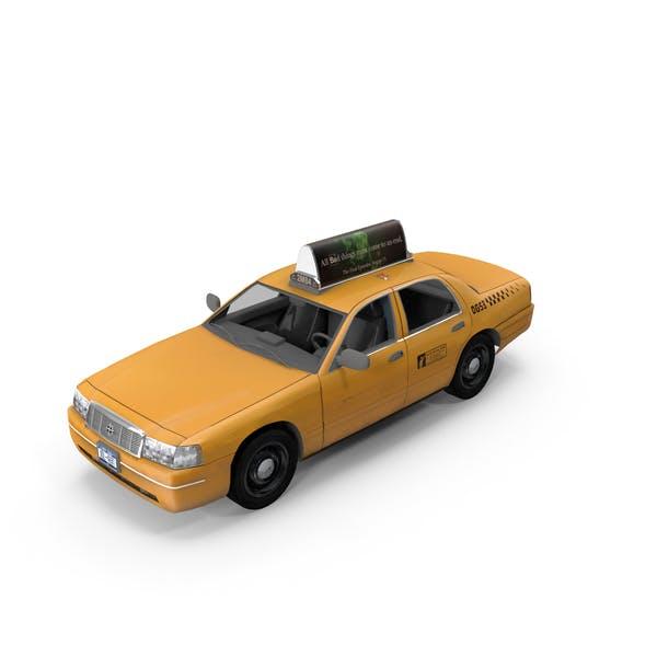 Generic New York Taxi