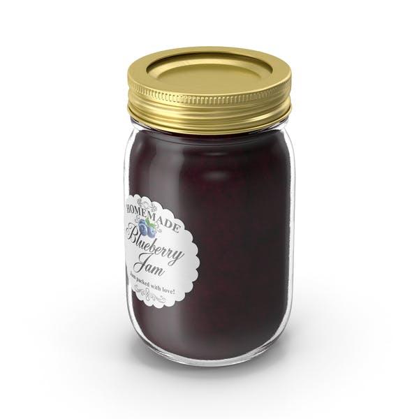 Jam Jar Blueberry