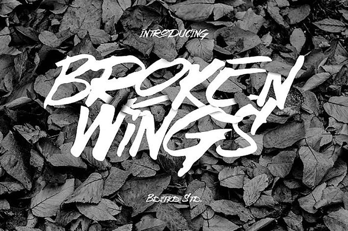 Thumbnail for Broken Wings