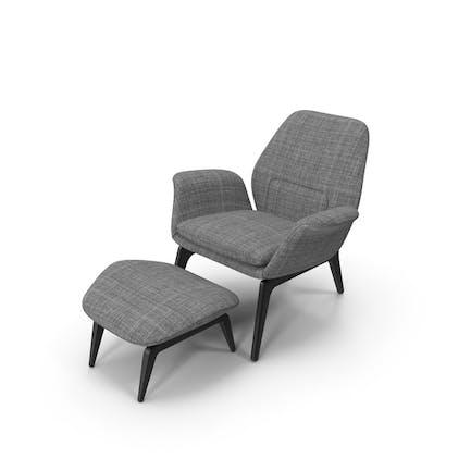 Traje de sillón