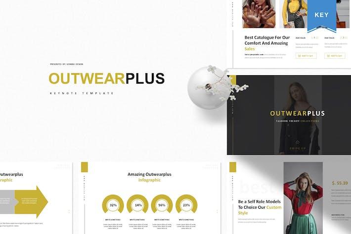 Outwearplus   Keynote Template