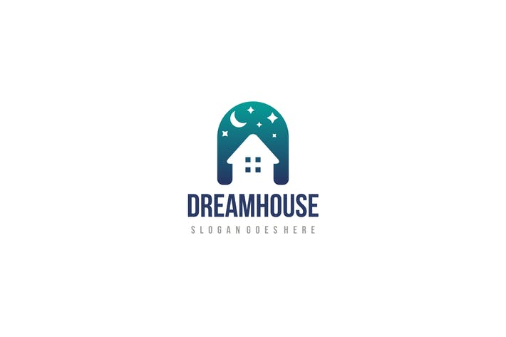 Cover Image For Dream House Logo