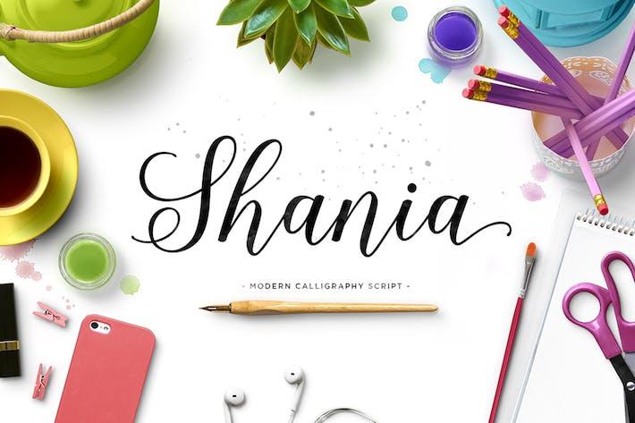 Thumbnail for Shania Script