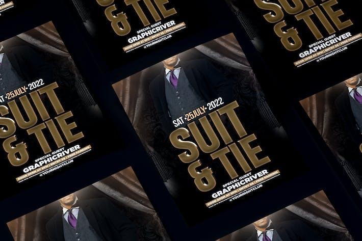 Thumbnail for Suit & Tie Flyer