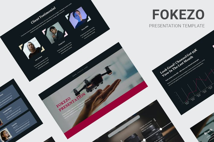 Thumbnail for Fokezo - Создатель Keynote