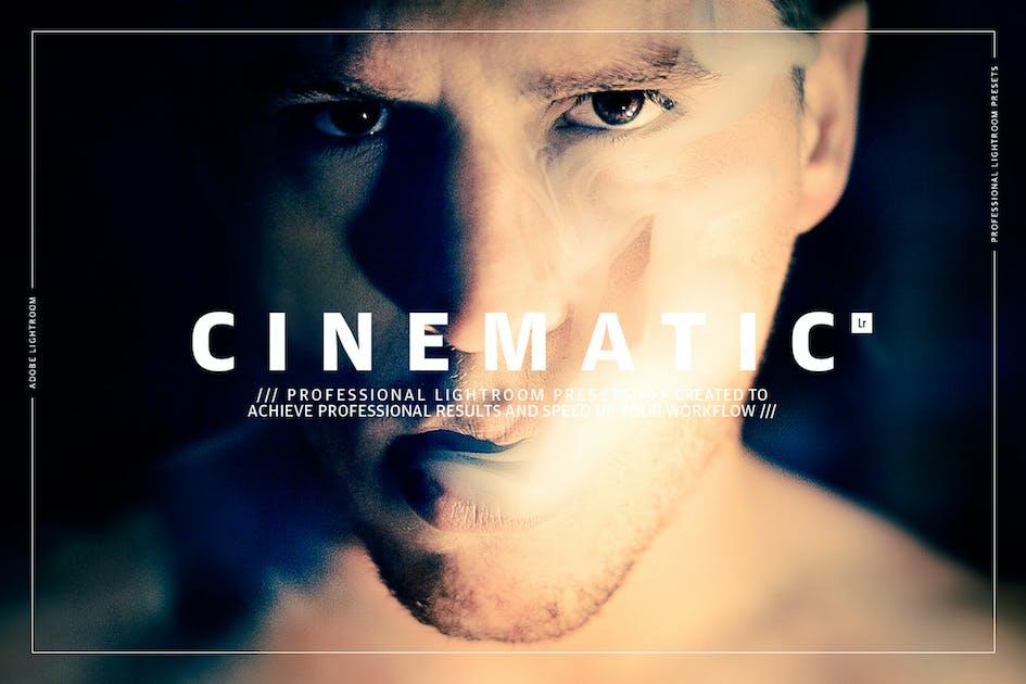 Download Cinematic Lightroom Presets by GOICHA