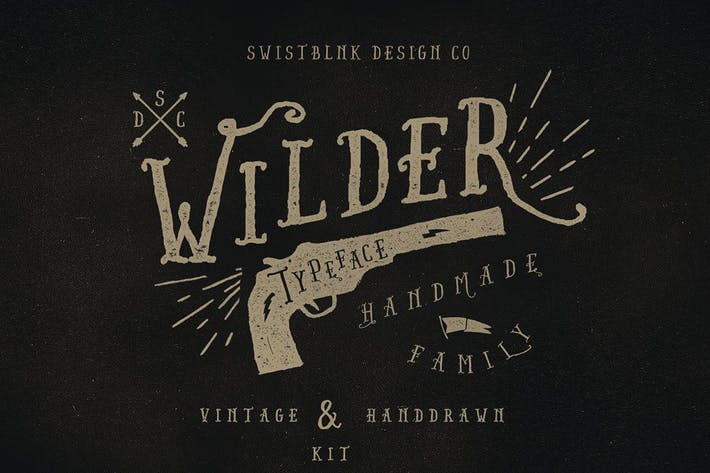 Thumbnail for Wilder Family & Handdrawn Kit