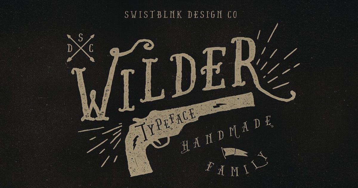 Download Wilder Family & Handdrawn Kit by swistblnk