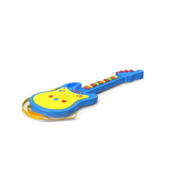 Thumbnail for Kinder Spielzeug E-Gitarre