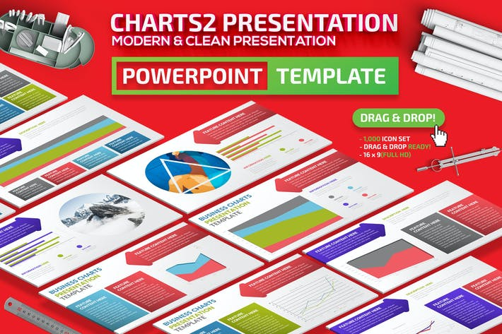 Thumbnail for Chart2 Powerpoint Presentation