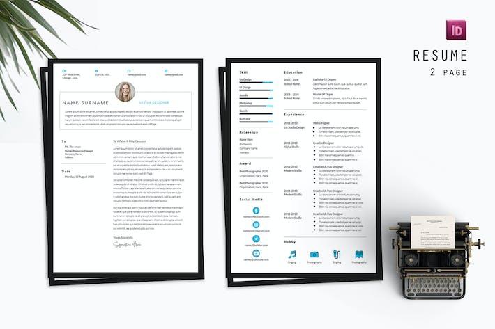 Concern UX Resume Designer