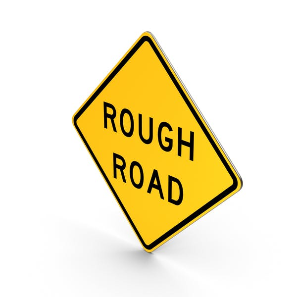 Thumbnail for Rough Road Sign