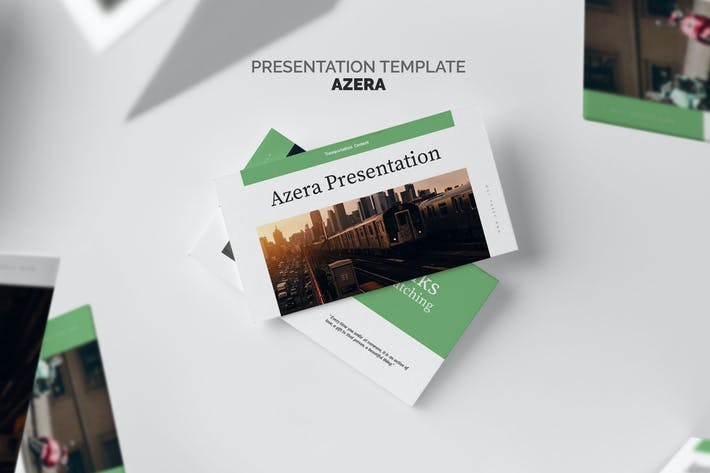 Thumbnail for Azera : Transportation Google Slides