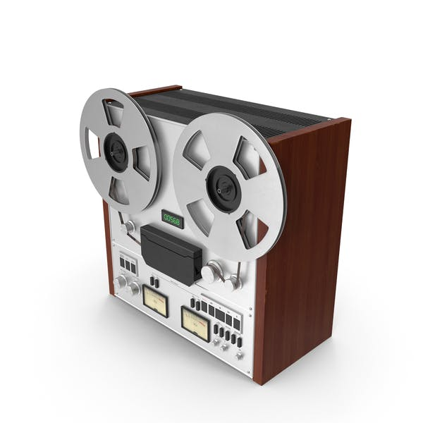 Cover Image for Reel to Reel Player