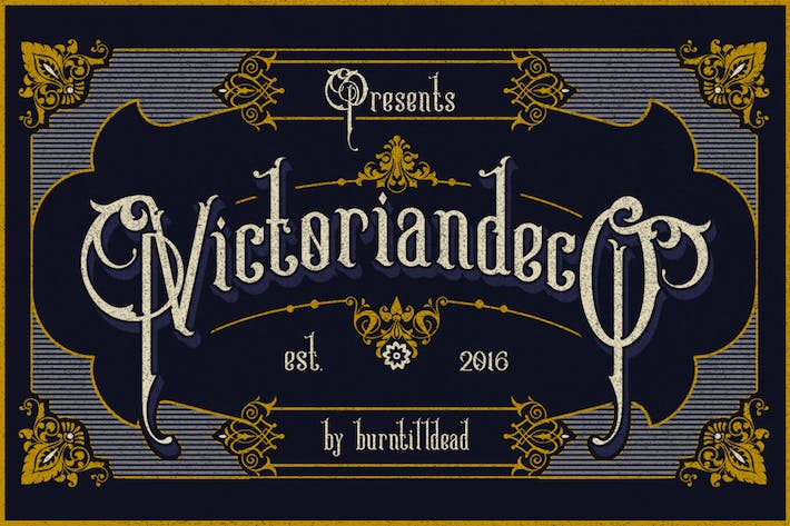Thumbnail for Victoriandeco