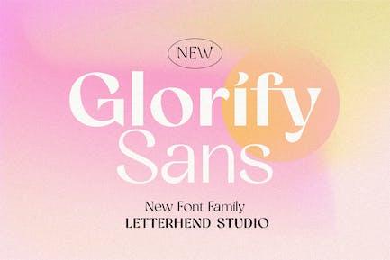 Glorify Sans