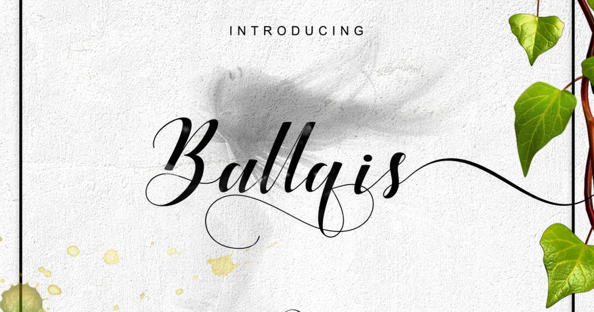Download Ballqis Script by Byulyayika