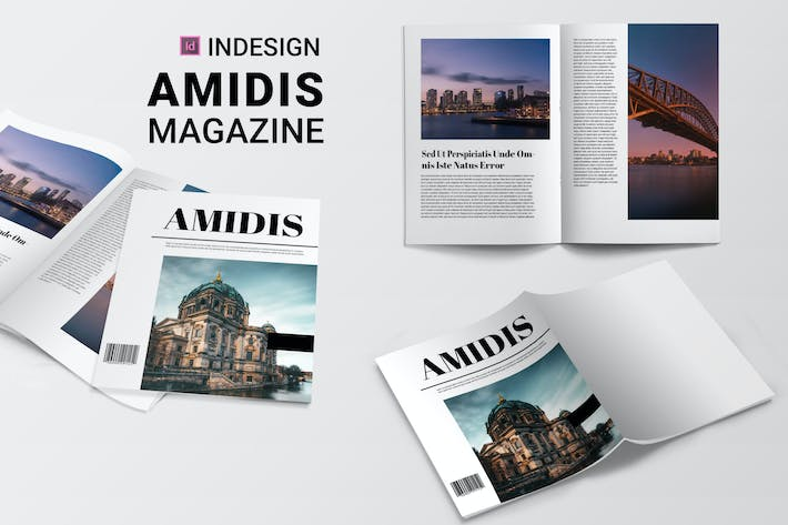 Thumbnail for Amidisi | Magazine