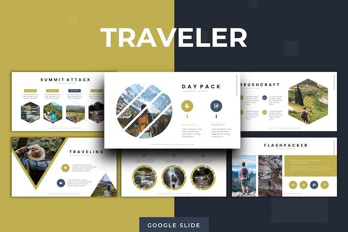 Traveler - Google Slides Template