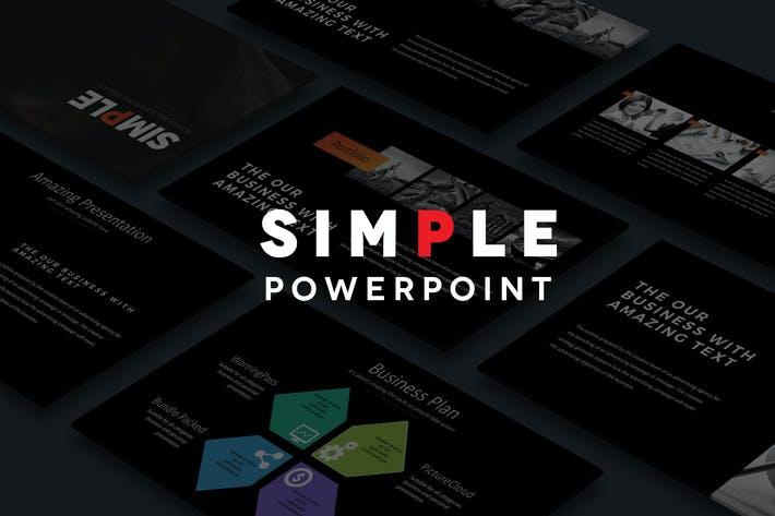 download 1 157 powerpoint simple presentation templates