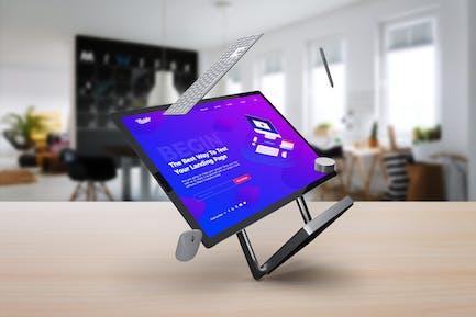 Surface Studio Mockup V.3