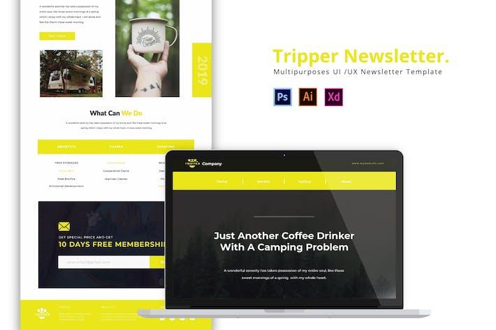 Thumbnail for Tripper Newsletter