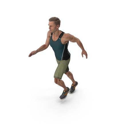 Deporte Hombre Running