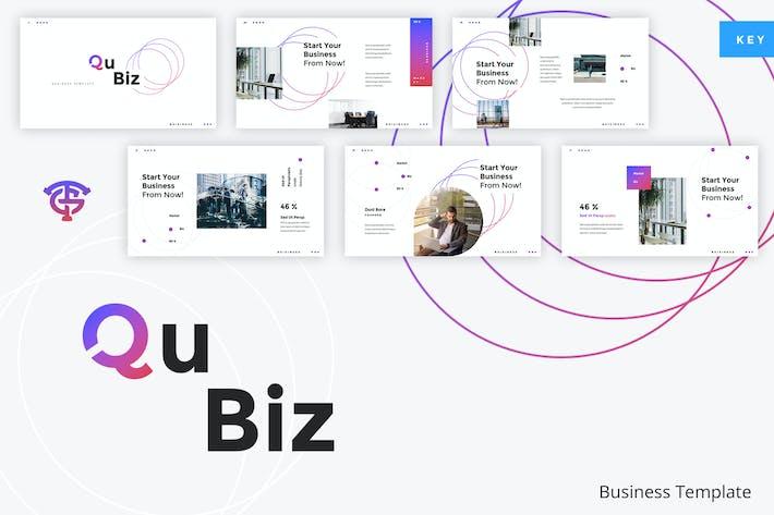 Thumbnail for Qu Biz Business - Keynote