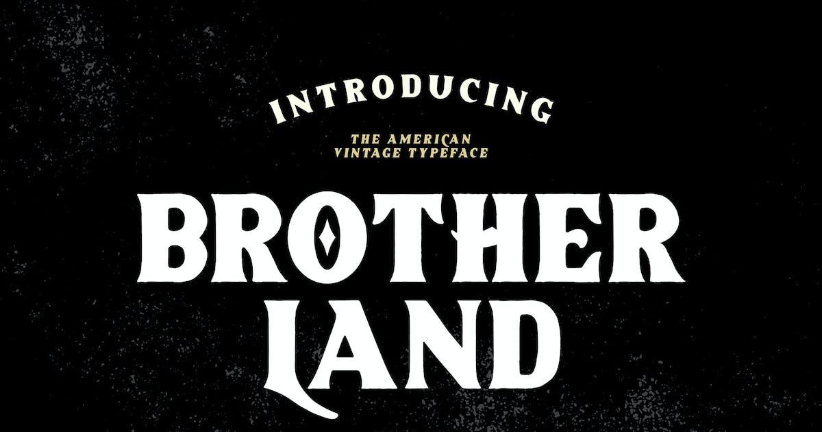 Download Brotherland by DikasStudio