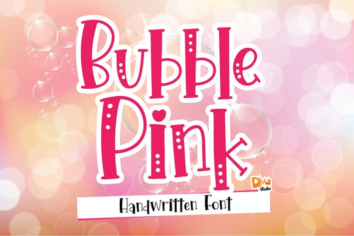 Thumbnail for Bubble Pink