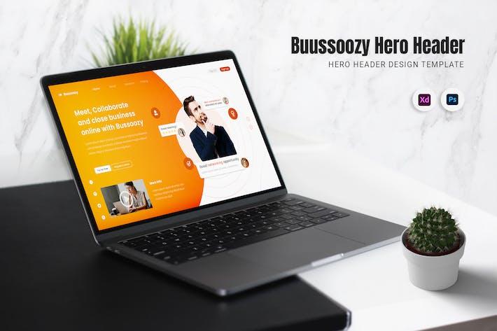 Buussoozy Hero Header