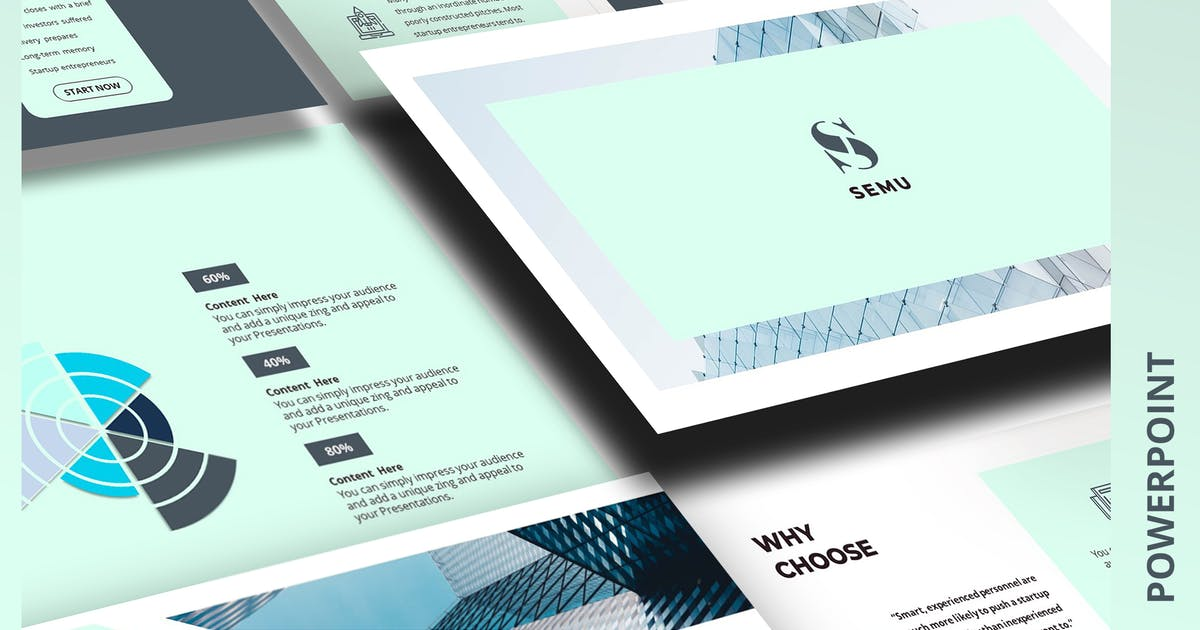 Download Semu PowerPoint Template by Incools
